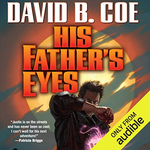 His Father's Eyes cover art