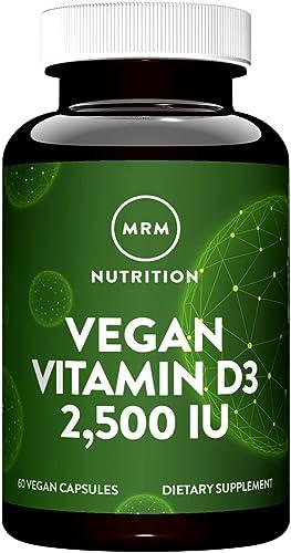 popular MRM Vegan Vitamin D3 – outlet sale 2500 IU lowest - 60 Capsules online sale