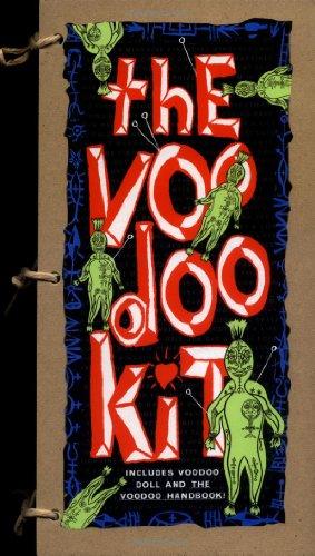 The Voodoo Kit: Includes Voodoo Doll and the Voodoo Handbook
