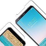 Vkaiy Protector de Pantalla para LG G6, [Compatible con Carcasa][9H Dureza] [Alta Definicion] [Sin Burbujas] [Anti-Arañazos] Cristal Templado Premium para LG G6, 3 Unidades