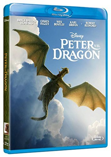Peter Y El Dragón: Live Action...