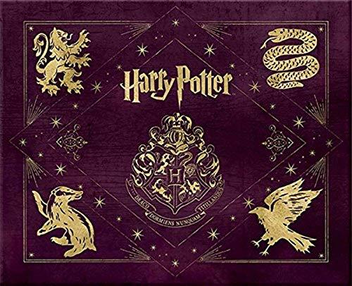 Harry Potter. Hogwarts: Hogwarts Deluxe Stationery Set