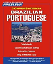 Portuguese (Brazilian), Conversational: Learn to Speak and Understand Brazilian Portuguese with Pimsleur Language Programs (Pimsleur Instant Conversation) by Pimsleur (Revised, 16 Lessons Edition) [AudioCD(2005)]