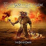 Flotsam and Jetsam: The End of Chaos (Digipak) (Audio CD (Digipack))