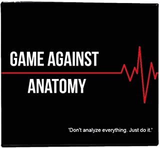 Cards Against Anatomy Card Game - Best Party Game for Grey's Fans
