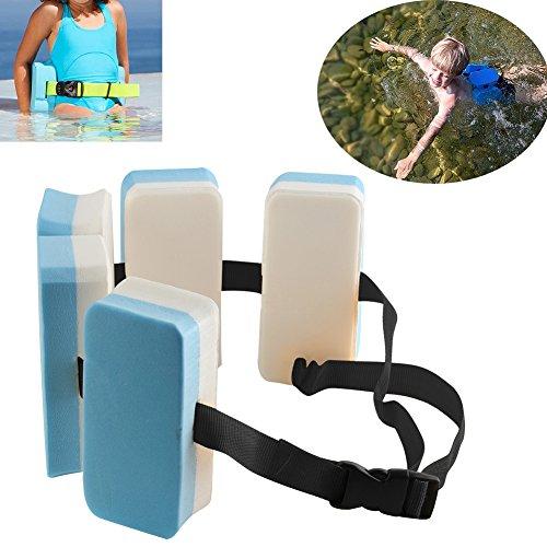 zooting Schwimmen Gürte für Kinder Eva Schaumgürtel Verstellbarer Schwimmgurt für Kindertraining Schwimmübungen und Kinder Auftrieb Schaum Einstiegs Schwimmen Training