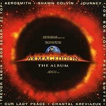 Armageddon - The Album by Armageddon (Motion Picture Soundtrack) (2008-06-03)