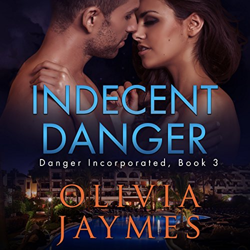 Indecent Danger audiobook cover art
