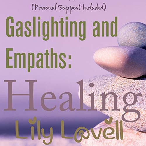 Gaslighting and Empaths audiobook cover art