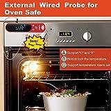 Zoom IMG-1 anpro termometro cucina digitale con