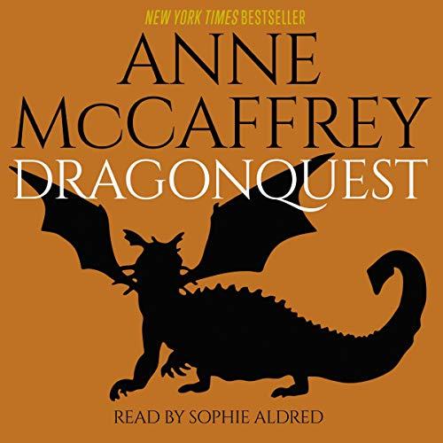 Dragonquest audiobook cover art