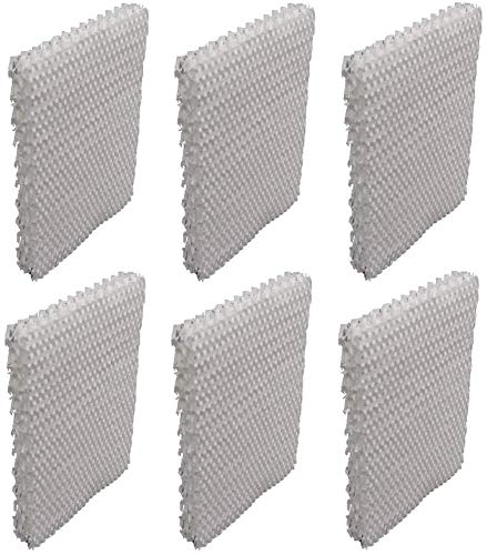 Humidifier Filter for Holmes 'E' HWF100UC3 HWF100  (6 Pack)