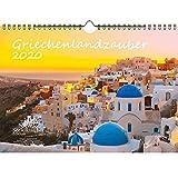 Griechenlandzauber DIN A4 Kalender 2020 Griechenland - Seelenzauber