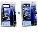 Sawyer Mini PointONE - Filtro de agua para exteriores, camping, tratamiento de agua (negro...