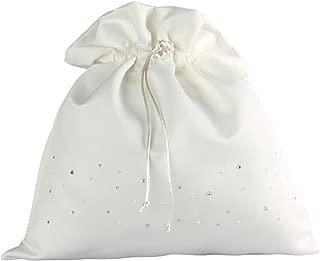 Ivy Lane Design Celebrity Collection Money Bag, Ivory