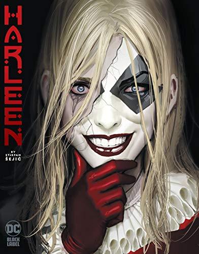 51UYvj7+R0L Harley Quinn Comic Books