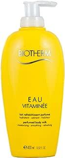 Biotherm Eau Vitaminee Perfumed Body Milk 400ml/13.52oz