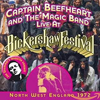 Live at Bickershaw Festival 1972