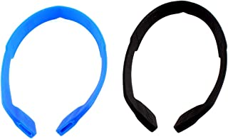 uxcell Rubber Eyeglasses Strap String Sport Band Eyeware Ratainer Cord Holder 2 Pcs