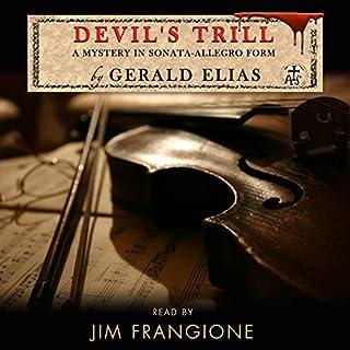 Devil's Trill audiobook cover art