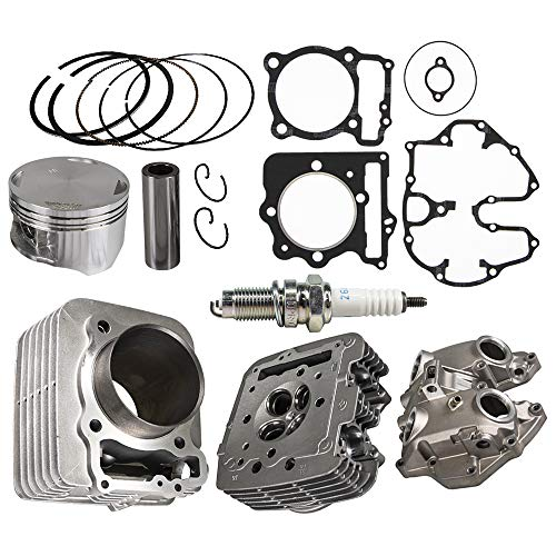 NICHE 85mm 397cc Cylinder Piston Gasket Top End Kit For Honda Sportrax TRX400EX TRX400X XR400R 1996-2014