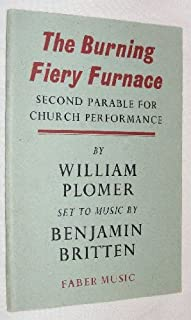 The burning fiery furnace : second parable for church performance,