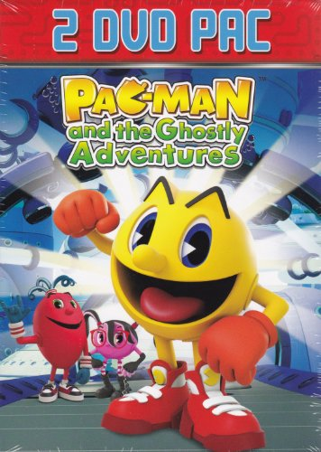 Pac-Man and the Ghostly Adventures 2 DVD Pac