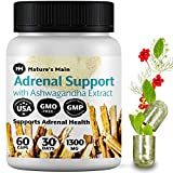 Best Adrenal Fatigue Supplements - Adrenal Support & Cortisol Manager ǀ Powerful Stress Review