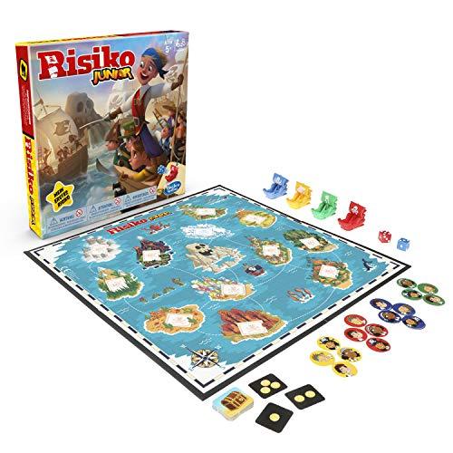 Risiko Junior, kindergerechtes Strategiespiel, ab 5 Jahren