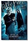 RZHSS Hot Hp6 Severus Snape Poster Draco Malfoy