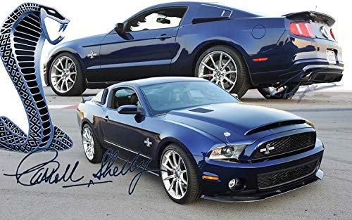 Zxx1 Wooden Puzzle 1000 Pieces-Super Snake Cobra Ford Mustang-Children Adult Cartoon Anime Landscape Painting Decompression Educational Toy Gift Home Decoration