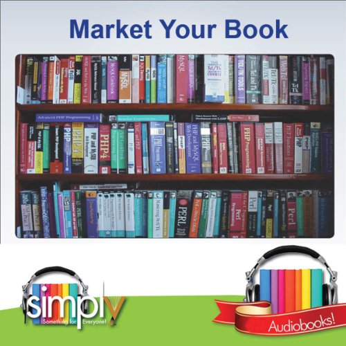 Market Your Book audiobook cover art