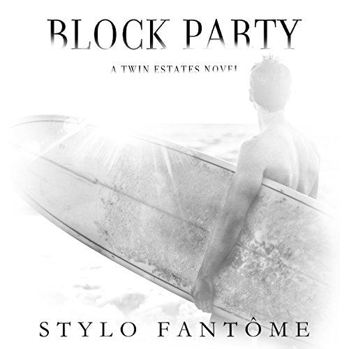 Block Party audiobook cover art