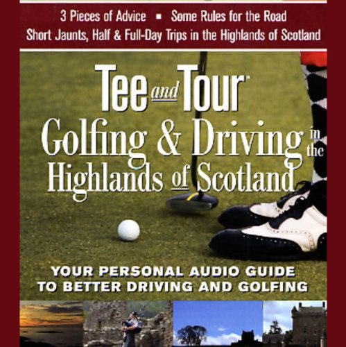 Tee and Tour audiobook cover art