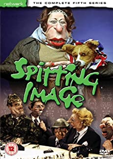 Spitting Image - The Complete Fifth Series
