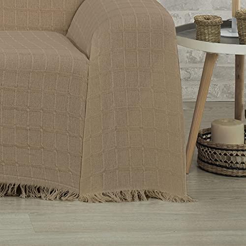 Mantas Cubre Sofas Verde mantas cubre sofas  Marca Dalina Textil