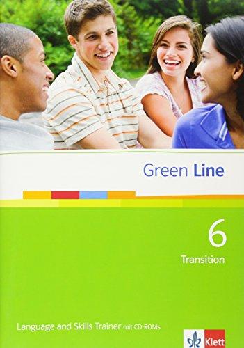Green Line: Language and Skills Trainer, Band 6: 10. Klasse, mit 2 CD-ROMs
