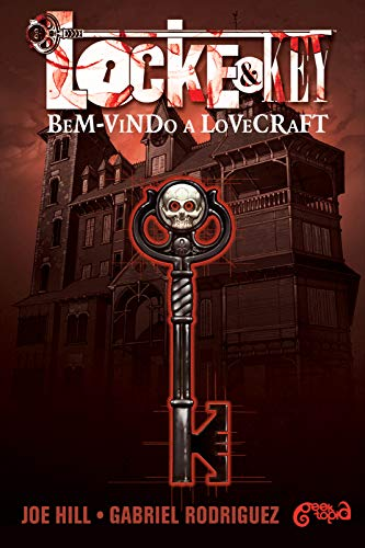 Locke & Key Vol. 1: Bem-Vindo a Lovecraft