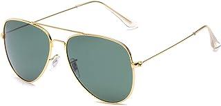 SIPU Classic Polarized UV400 Aviator Sunglasses Fashion...