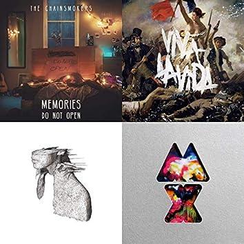 Il meglio dei Coldplay