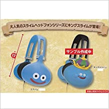 Taito Dragon Quest AM Headphones Slime & King Slime Game Japan Limited Goods