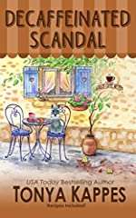 Decaffeinated Scandal: A Killer Coffee Mystery Series