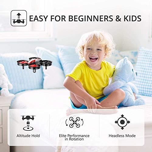 Holy Stone HS210 Mini Drone RC Nano pour enfants et débutants - 2