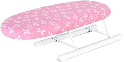 Ironing Accessories, Collapsible Plastic Panel Breathable Ironing Board Ironable Cuff Trousers Multifunc. (Color : A3, Siz...