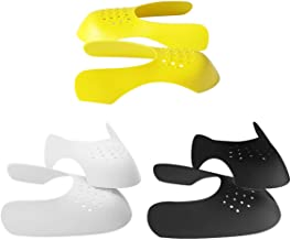3 Pair Sneaker Shields Protector Against Shoe Creases,Soft and Hard Set for Women and Men