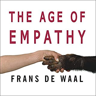 The Age of Empathy audiobook cover art