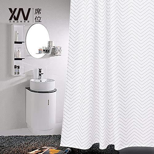 cortinas ducha transparente 120x180