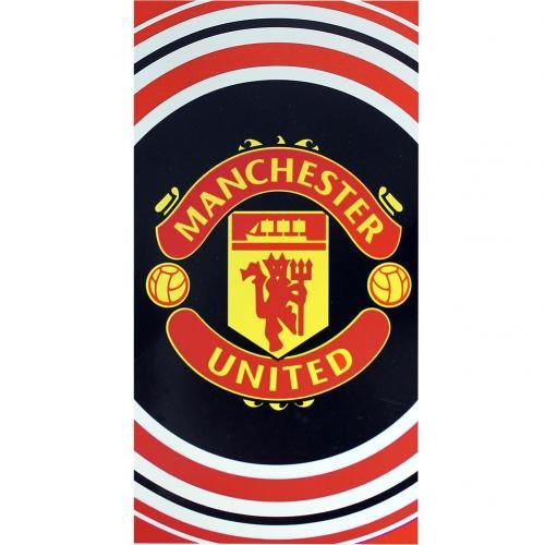 Manchester United F.C.. Toalla PL Producto Oficial