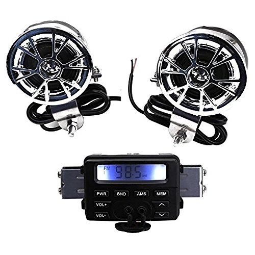 Best motorcycle stereo systems