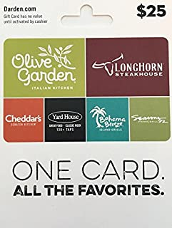 darden restaurants gift cards